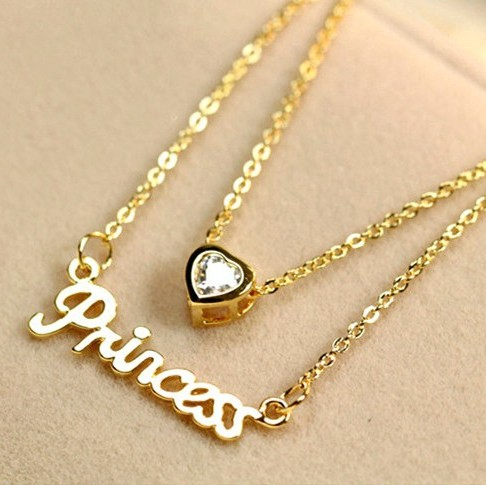Fashion Metal Necklace