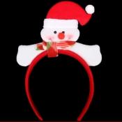 Cheap Fashion Single Snowman Shaped Red Christmas