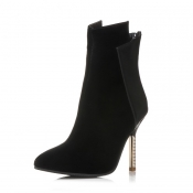Fashion Pointed Closed Toe Stiletto Super High Hee