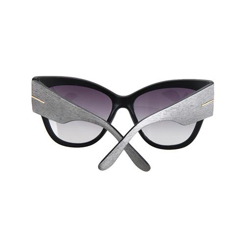 Gafas de sol con estilo de Big Frame