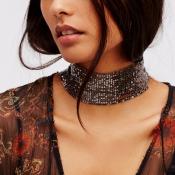 Vintage Metal Necklace