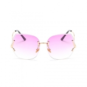 Fashion Purple PC Sunglasses