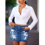 Fashon OL Style Shirt Blouse