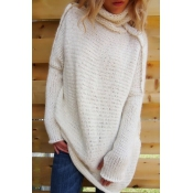 Winter Elegant Turtleneck Sweater
