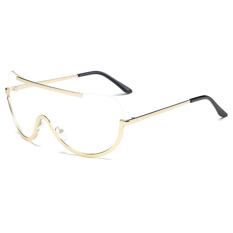 Электронные Солнцезащитные Очки С Металлическими Очками