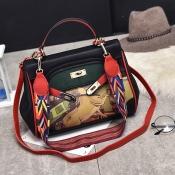 Fashion Zipper Hasp Design Black PU Clutches Bags