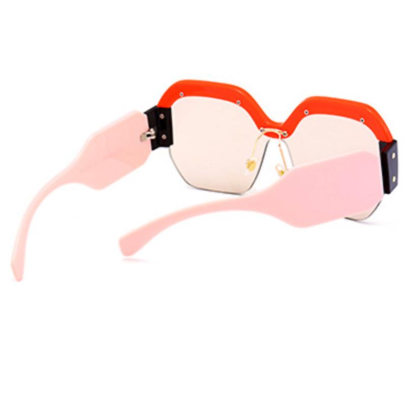 Euramerican Розовые Солнцезащитные Очки ПК