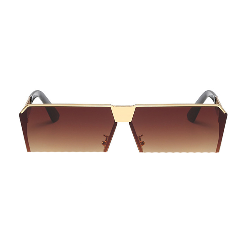 Lovely Trendy Orange PC Sunglasses