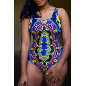 Lovely Cotton Print Regular One Pieces