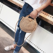 Lovely Fashion Solid  Clutches Bags