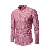 Lovely Cotton Work Striped Regular sleeve Long Sle