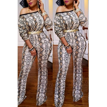Lovely Twilled Satin Casual  Regular Yes(Elastic) Jumpsuit