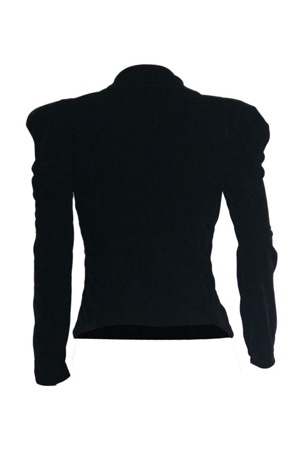 Blusas Negras Elegantes Elegantes De La Colmena