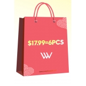 Lovely Lovely 8th Anniversary Sale Bag: 6 items fo