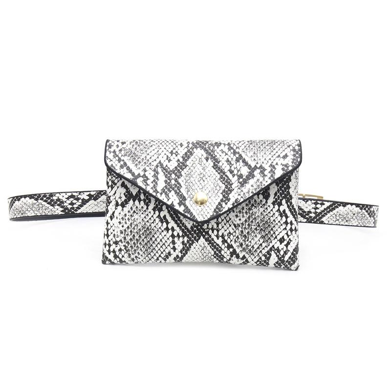Lovely Trendy Printed White Crossbody Bag