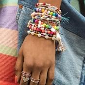 Lovely Fashion Multicolor  Bracelet
