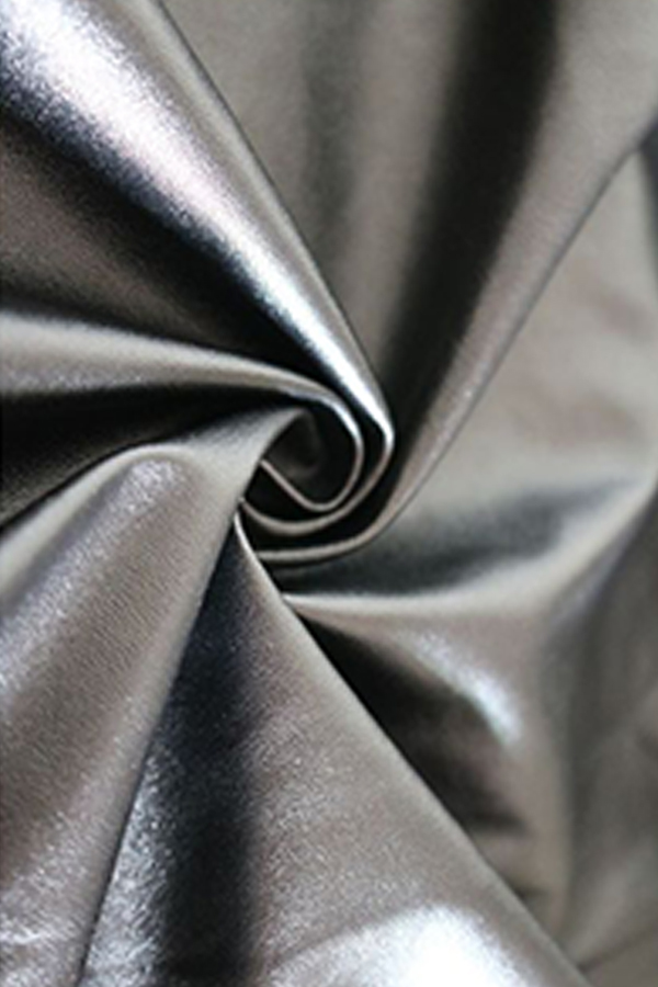 Lovely Street Patchwork Black Two-piece Skirt Set