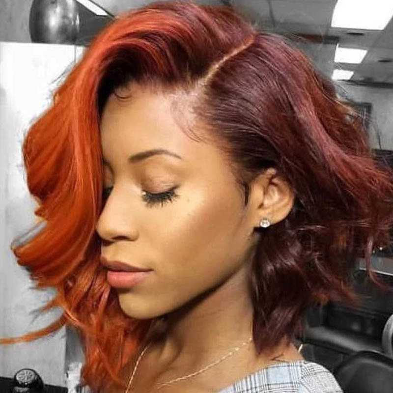 Lovely Chic Wine Red Wigs
