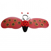 Lovely Sexy Ladybug Red Intimates Accessories