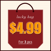Lovely Lucky Bag - 3 pcs Random Products - Up to 9