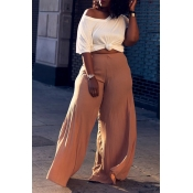 Lovely leisure Loose Dusty Pink Pants