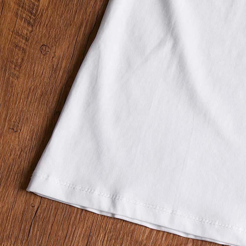 Lovely Casual Letter Print White T-shirt