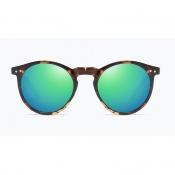 Lovely Trendy Gradient Lens Brown Sunglasses