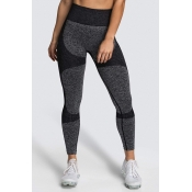 Lovely Leisure Basic Black Leggings