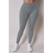 Lovely Sportswear Basic Skinny Light Grey Pants