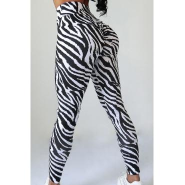 lovely Sportswear Zebra Stripe Pants