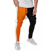 lovely Sportswear Patchwork CrociPants