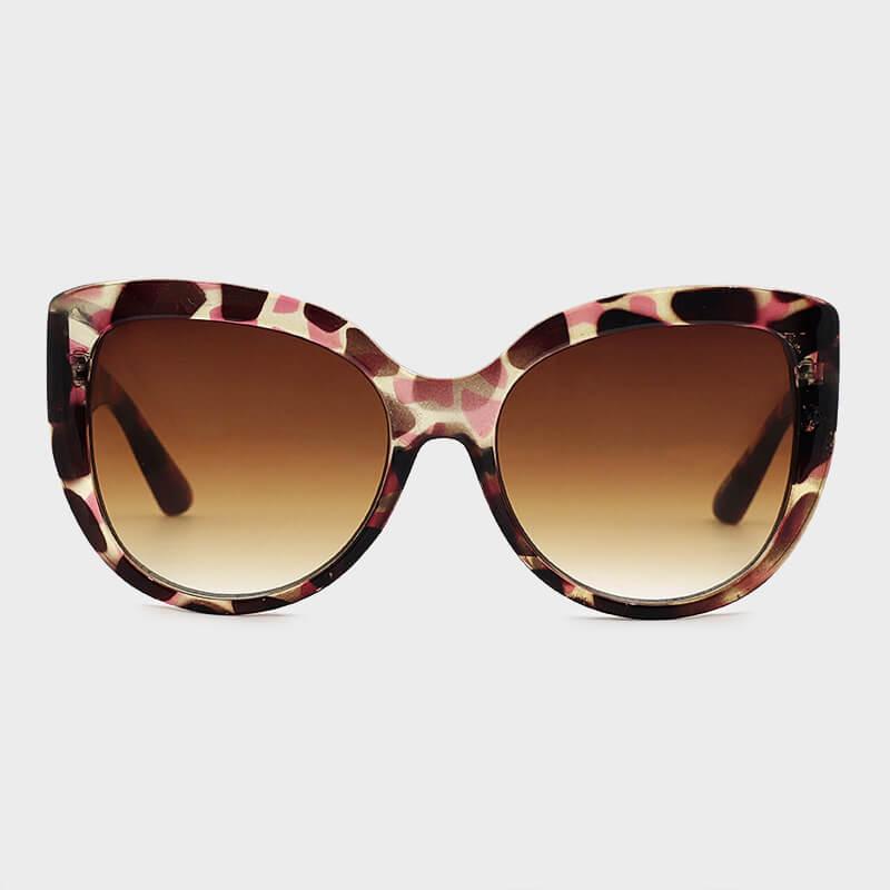 LW Lovely Trendy Leopard Print Sunglasses