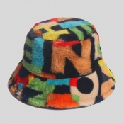 Lovely Casual Letter Multicolor Hats