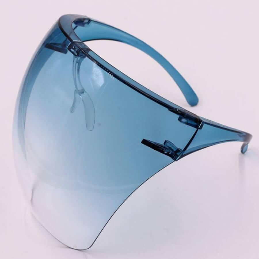 LW Chic Gradient Blue Sunglasses