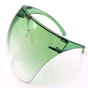 Lovely Chic Gradient Green Sunglasses
