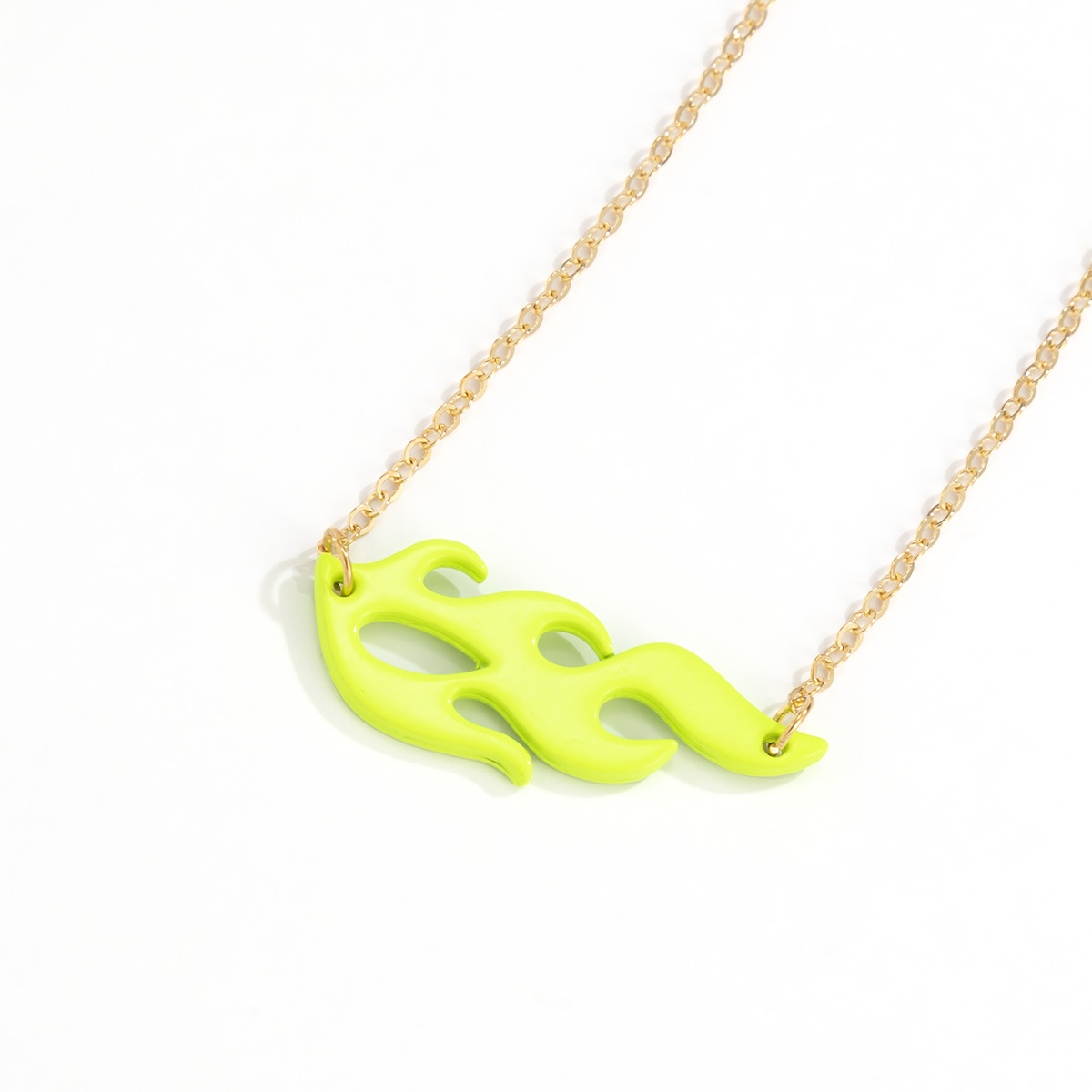 LW Flame Decoration Body Chain