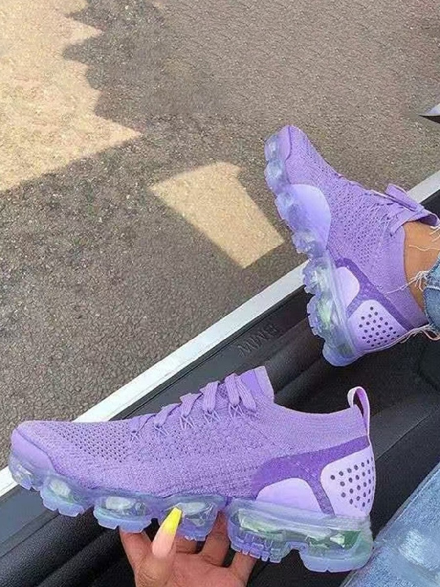 LW Chunky Sole Mesh Sneakers