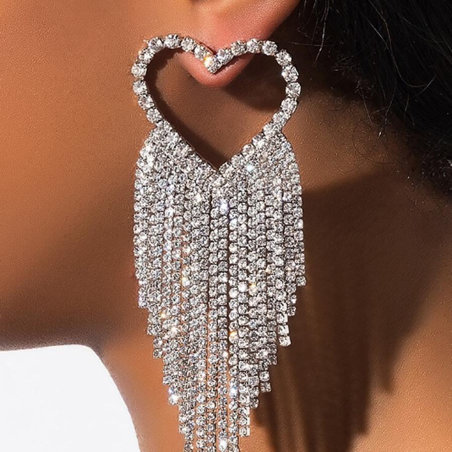 LW Tassel Design Earring