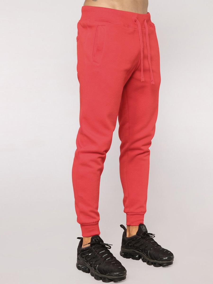 LW Men Drawstring Pocket Design Pants