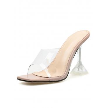 LW See-through Heels